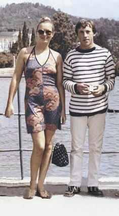 Владимир Высоцкий и Марина Влади, 1971