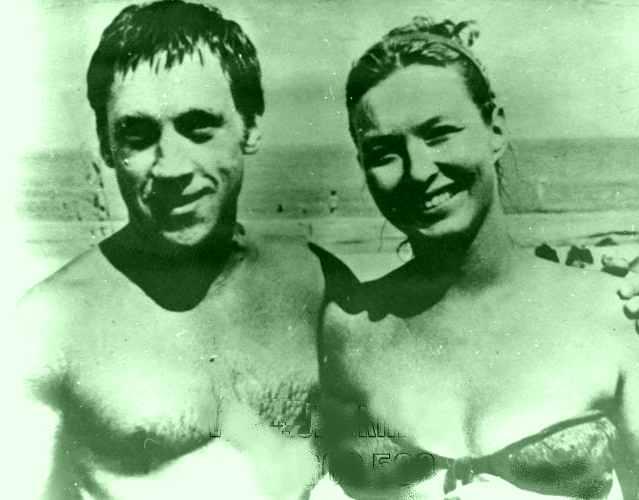Владимир Высоцкий и Марина Влади, 1972